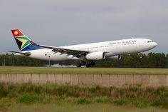 South African Airways Airbus A330-243