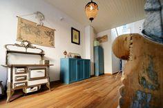 Schau Dir dieses großartige Inserat bei Airbnb an: Stanley Vintage Apartment - Apartments zur Miete in Poreč