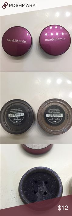 Bare Minerals eyeshadow Used a couple of times bareMinerals Makeup Eyeshadow