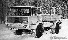 Tatra T813 4x4