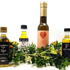 Custom, delicious, and unique wedding favors! @ncoliveoil