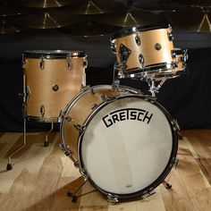 As the premier authority on used & vintage gear, we have an unmatched selection of guitars, amps, basses & more. Shop Chicago guitars & other instruments here. Gretsch Drums, How To Play Drums, Dope Music, Chicago Shopping, Drum Kits, Music Stuff, Musical Instruments, Rock And Roll, Drummers