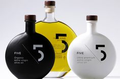 5 Olive oil from Greece