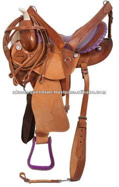 Barrel Racing saddle $88~$98