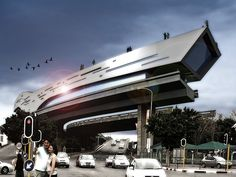 Unfinished Highway  by Tsai Design