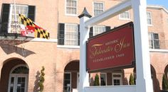 Chesapeake Bay Hotel: Tidewater Inn Eastern Shore Maryland Hotels Easton MD Resorts Saint Michael's Vacations