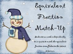 Fractions Pinterest Style and a Freebie!