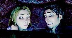 I didn't notice this till now but if you look closely Rapunzel wraps her arms around Eugene and pulls him closer-SHE PULLS HIM CLOSER <--I AM SCREAMING OH MY GOODNESSSSSSSSS!!!!!!!!!!!!!!!!!!!