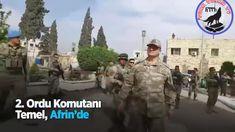 2  Ordu Komutanı İsmail Metin Temel, Afrin'de sivil halkla buluştu