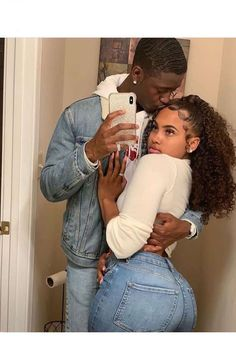 The cutest couple yet Cute Couple Selfies, Cute Couple Outfits, Cute Couple Pictures, Freaky Relationship Goals Videos, Couple Goals Relationships, Relationship Goals Pictures, Black Love Couples, Cute Couples Goals, Couple Noir