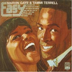"""Marvin Gaye And Tammi Terrell Easy on 180g LP One of the most iconic singers of his generation, Marvin Gaye aka The Prince of Motown, was cited for his """"huge contribution to soul music in general and"""