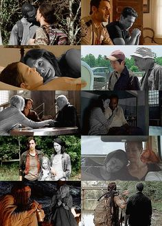 R.I.P. Bob, Shane, Lori, Dale, Beth, Hershel, Karen, Mehgan, Lilly, Sophia, Andrea & Merle and also Tyreese. I am glad Shane, Lori and Andrea died. They were total b****'s. Even Shane!!!!! I am heartbroken that the others people died.