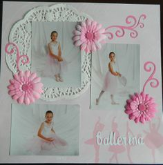 ballerina - Scrapbook.com
