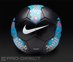 Ballon de Foot - Ballon de Foot Nike5 Street - Nike - Ballon - Noir