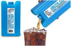 $15 for an Ice Pack Flask 14oz ($33 Value) Easy To Hide, Easy To Use.