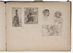 Frank Duveneck, sketchbook  https://picasaweb.google.com/116785872448386935525/DrawingsArtistsSketchbooks