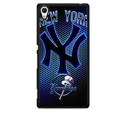 New York Yankees Sony Phonecase For Sony Xperia Z1 Xperia Z2 Xperia Z3 Xperia Z4