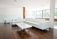 One Kings Lane - Mix in Some Modern - Orchard Coffee Table, White