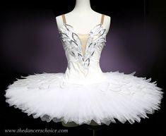 Ballet Tutu - Beautiful Classic White Swan Lake Ballet Tutu