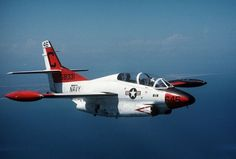 Rockwell T2 Buckeye - training aircraft, us air force, united states air force, t2