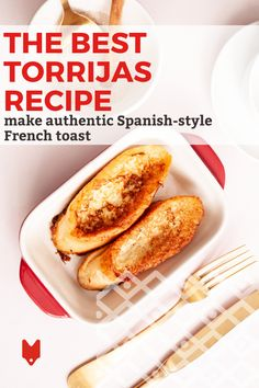 One of the best things to do in Sevilla, Spain during Holy Week is eat torrijas. Similar to French toast, it's one of the classics on restaurant menus in spring, and as sevillano as flamenco and orange trees. But there's no need to hop on a plane and head to a tapas bar: with this easy torrijas recipe, you can whip up your very own at home! Pork Cheeks, Sevilla Spain, Stale Bread, Sweet Wine, Tapas Bar, New Cookbooks, Slice Of Bread, Everyday Food, Seville
