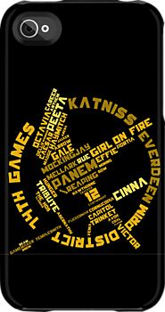 74th Annual Hunger Games iphone cases I want