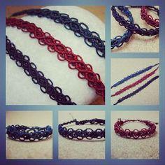 """7 """"Μου αρέσει!"""", 0 σχόλια - poppys art (@poppys_art_handmade) στο Instagram: """"#bracelet #popart #accessories #new #friendship_bracelet #bohochic #bohostyle #boho #macrame"""" Macrame Bracelets, Friendship Bracelets, Poppies, Boho Fashion, Boho Chic, Pop Art, Crochet Necklace, Handmade, Accessories"""