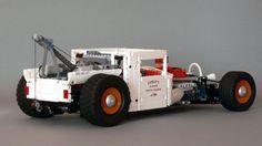Lego Technic Hot Rod Wrecker