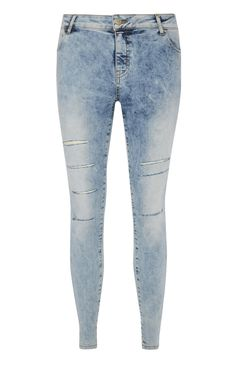 Amazing fashion, Amazing prices Biker Chick Style, Primark Uk, Ripped Skinny Jeans, Light Denim, Christmas Ideas, Pants, Amazing, Fashion, Trouser Pants