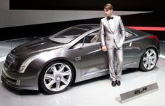 Cadillac ELR @ 2012 Beijing Motor Show