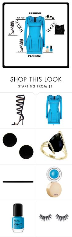 """""""#Fashion"""" by theresagray31 on Polyvore featuring Dsquared2, MM6 Maison Margiela, Effy Jewelry, Merola, tarte and fashionable"""