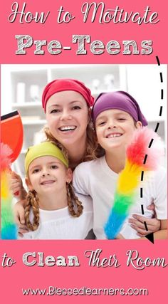 Many parents struggle to motivate pre-teen to clean their room. Do you have any rules to help pre-teen maintain clean room? Parenting Articles, Parenting Books, Good Parenting, Parenting Plan, Foster Parenting, Back To School Organization, Parenting Teenagers, Peaceful Parenting, Christian Parenting