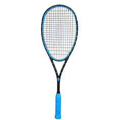 Harrow Misfit Vapor Squash Racquet, Electric Blue/Black *** Check this awesome product by going to the link at the image.