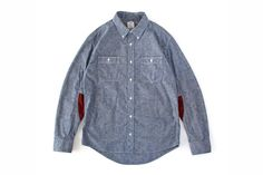 Image of visvim 2013 Spring ONEIDA CHAMBRAY L/S (LUXSIC) *F.I.L. EXCLUSIVE