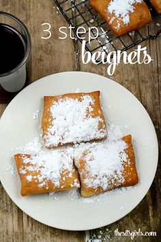 Learn how to make Beignets in three easy steps. With this simple hack, you will be eating Beignets in minutes.