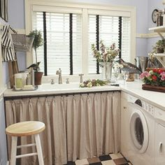 Run the washing machine cycle with distilled white vinegar and hot water. This will get rid of any mildew and soap scum.