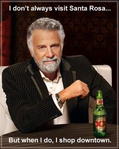 - Most Interesting Man in the World