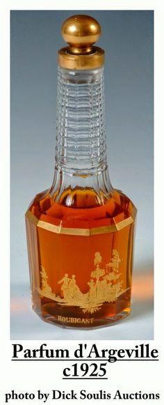 houbigant perfume bottle