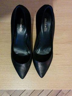 Escarpins noirs Minelli