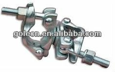 construction material steel scaffolding swivel coupler for 48.3mm pipes $0.5~$1.0