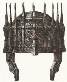 The Lost Crowns Dark Souls 2 Design Works