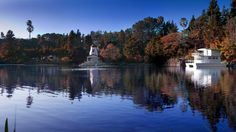 Self-Realization Fellowship Lake Shrine | 18 Beautiful Places You Probably Didn't Know Were In Los Angeles