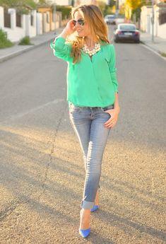35 Most Popular Street Style For Summer 2013 - Fashion Diva Design