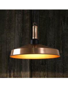 Jefferson Copper Hanging Pendant Light – Chic Chandeliers