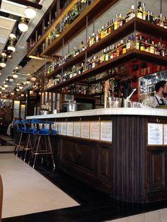 MARTINETE, Plaza del Marques de Salamanca,9 91 432 17 61 Alta cocina y coctelería 30-35€pp