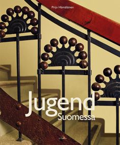 Book about Art Nouveau Style in Finland. Art Nouveau, Art Deco, Furniture Inspiration, Finland, Wine Rack, Architecture, Home Decor, Reading, Style
