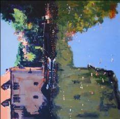 Scottish Artist Tom WATT-Lot Reflections