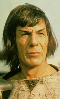 Mr. Spock, The Motion Picture.