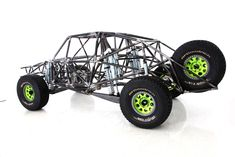 Camburg built KINETIK Trophy Truck for Greene Motorsport
