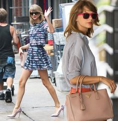 Why Taylor Swift Looks So Perfect After Workout